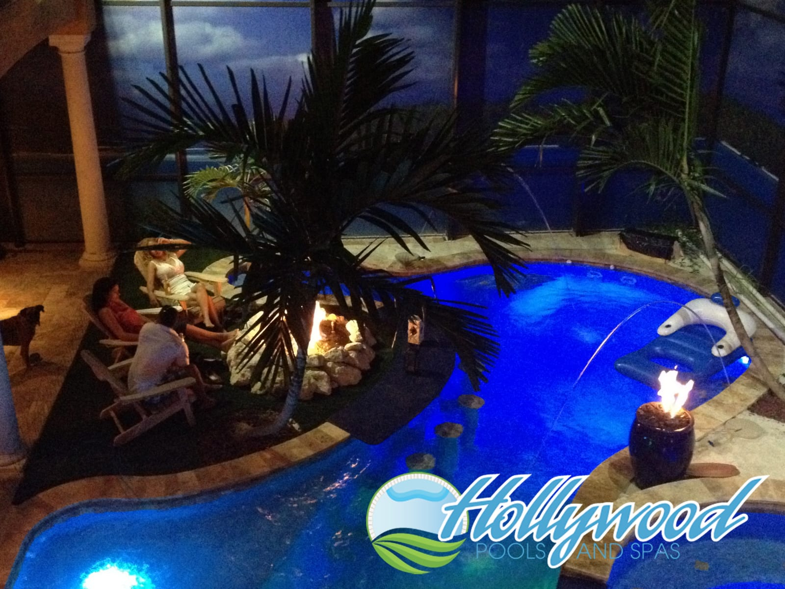 Home Hollywood Pools And Spas Replacing A Pool Light From The Deck Electrical Online With Our Guided Experience Can Also Help You Save Up To 90 On Your Energy Costs