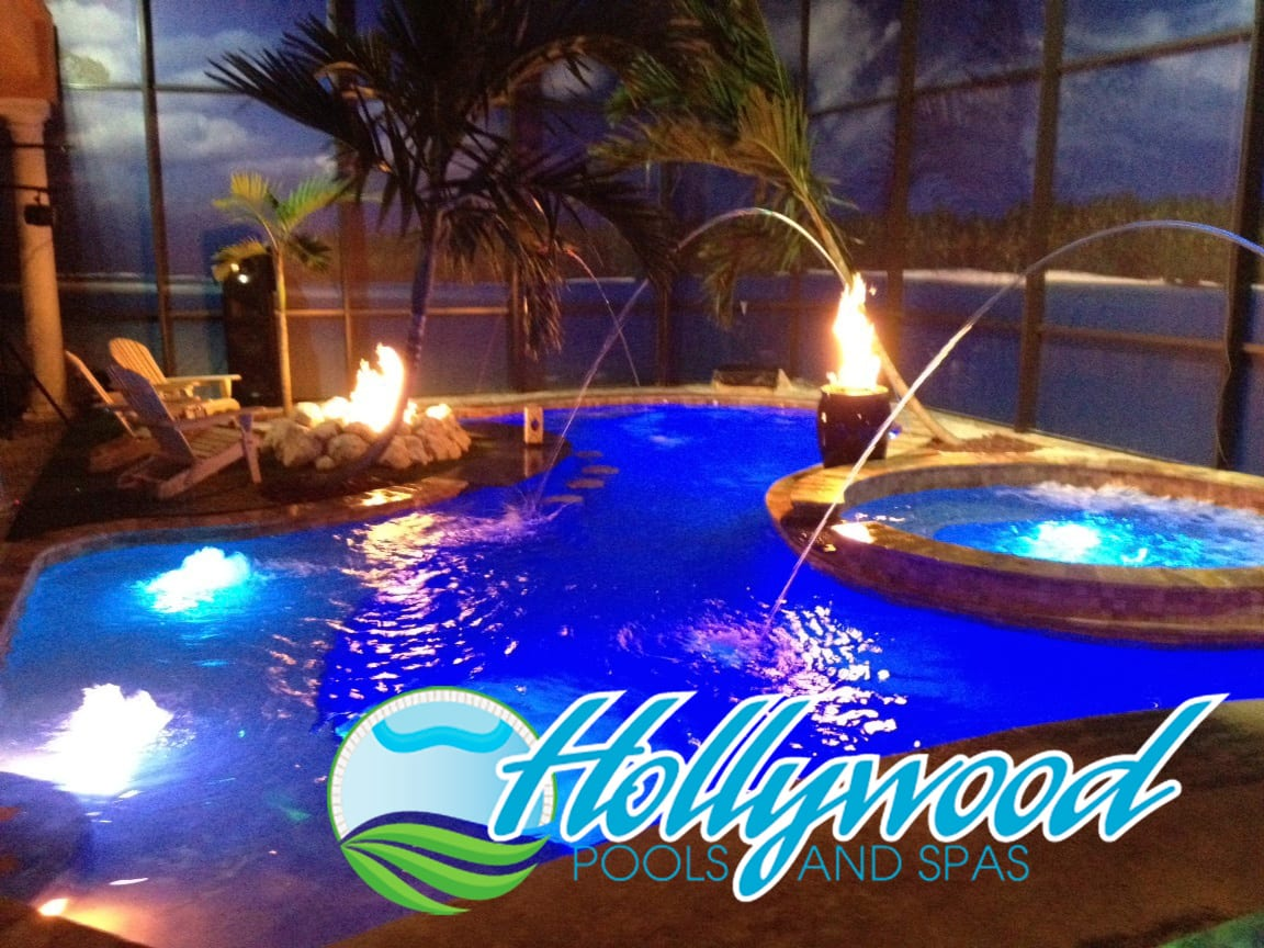Home Hollywood Pools And Spas Replacing A Pool Light From The Deck Electrical Online New Residential 3d Design Gallery
