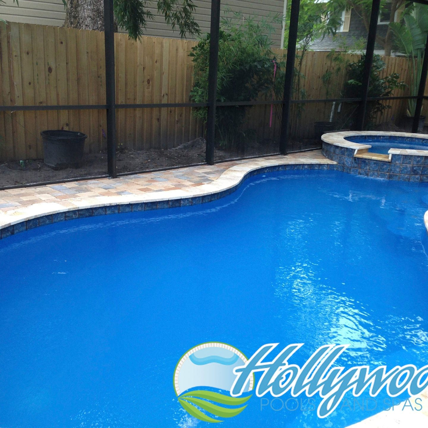 Home Hollywood Pools And Spas Replacing A Pool Light From The Deck Electrical Online Koty Swanson My