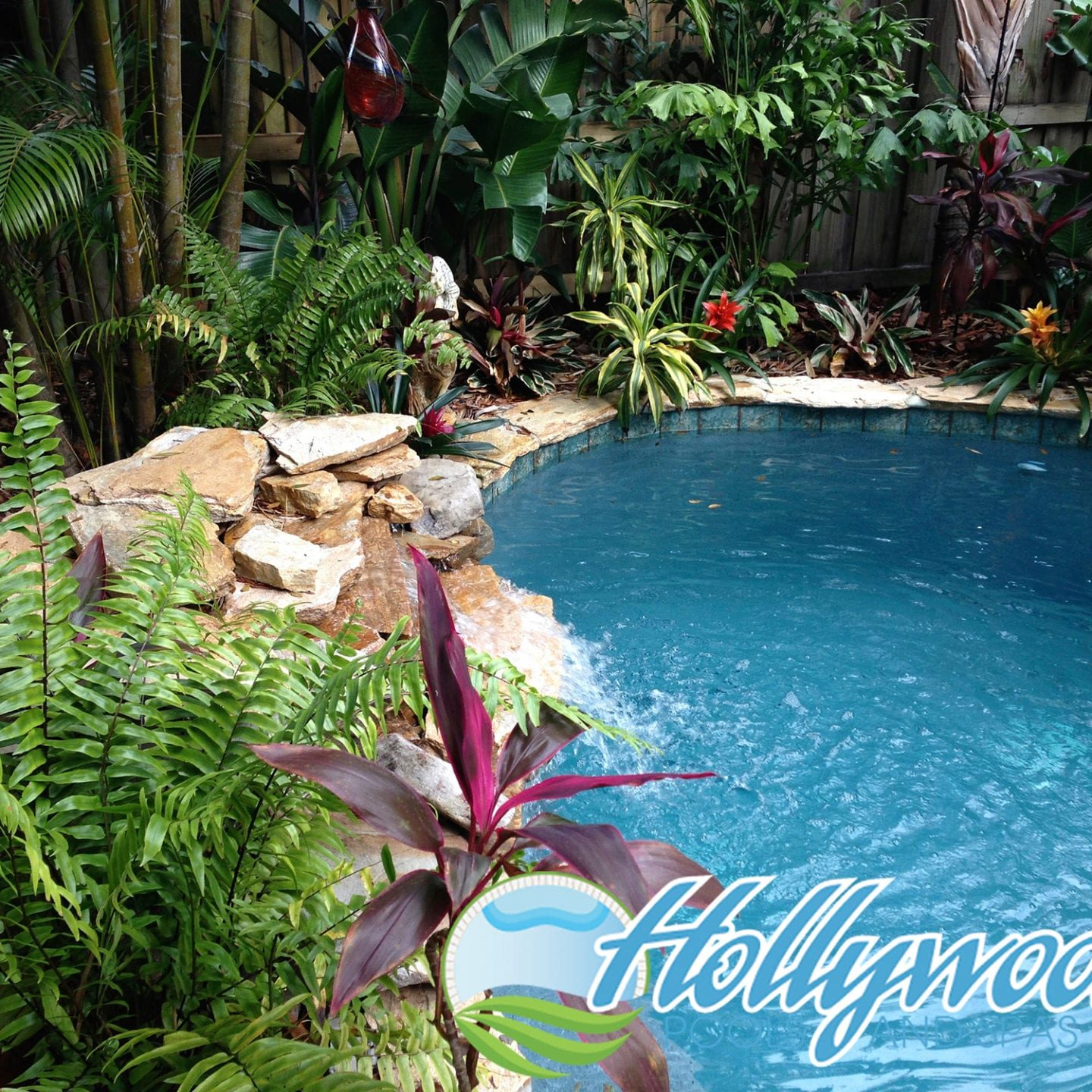 Home Hollywood Pools And Spas Replacing A Pool Light From The Deck Electrical Online Bill Howell